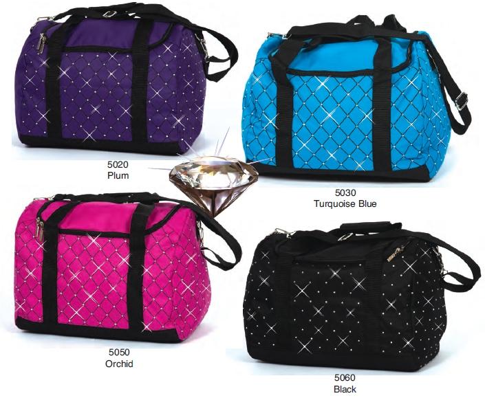Сумка Jerry`s Skates 5020, 5030, 5050, 5060 - Diamond Crystal Carry All Skate Bag