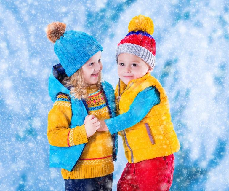 Жилет пуховой для зимних видов спорта