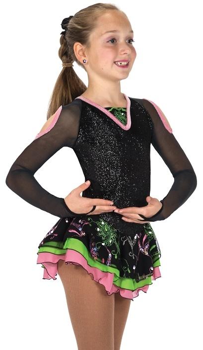 Платье Jerry`s Skates 163 - Kitschy Keyholes Dress